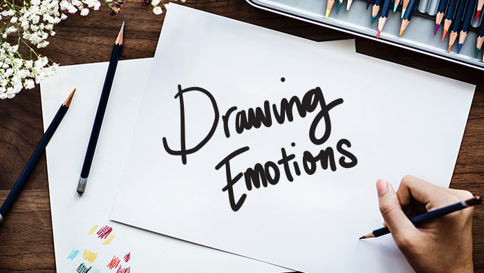 Drawing Emotions