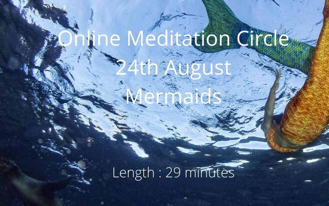 Mermaid -free meditation 29 minutes